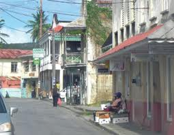 Church Street Speightstown